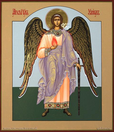 икона архангела рафаила фото