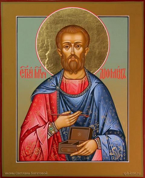 """Результат пошуку зображень за запитом """"Святого мученика Діомида"""""""